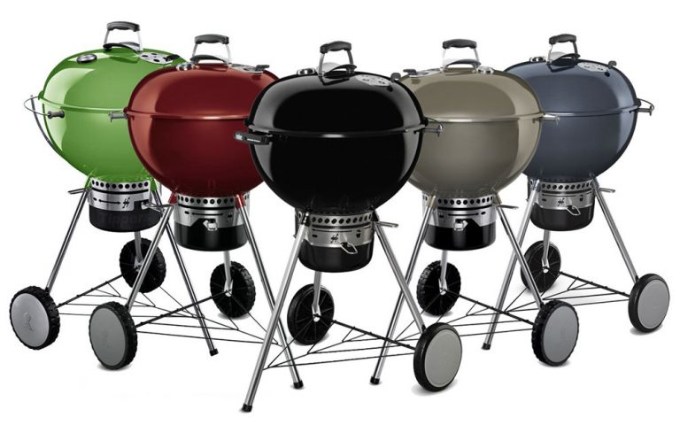 Barbecue Weber MasterTouch
