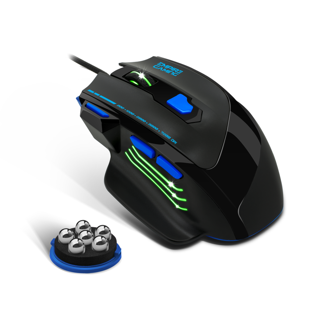 Souris Empire Gaming HellHounds