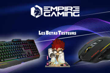 test dse produits empire gaming